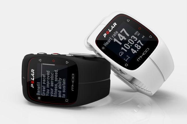 la montre connectée polar M400