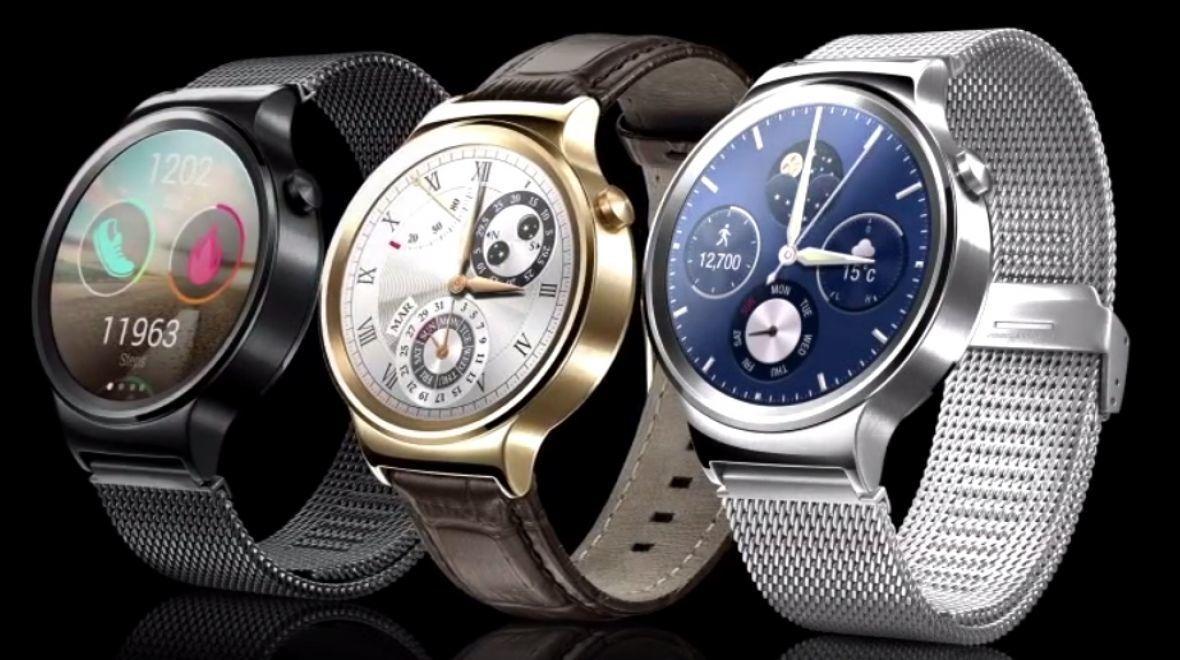 la smartwatch huawei