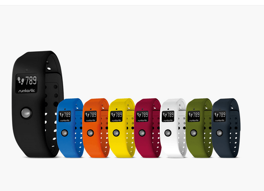 le bracelet connecté runtastic orbit