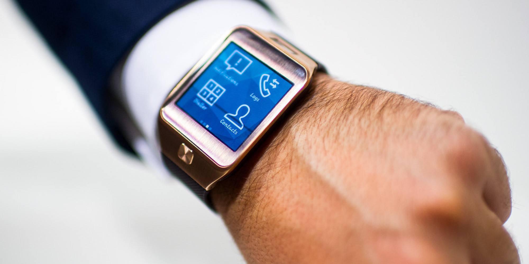 la montre connectée samsung
