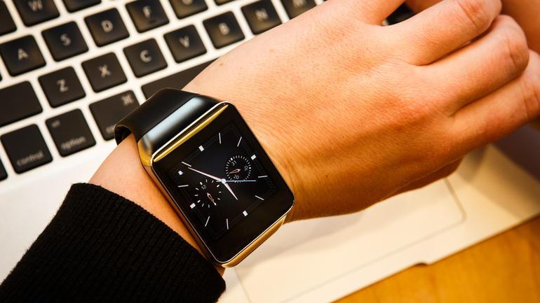 la smartwatch de chez Samsung