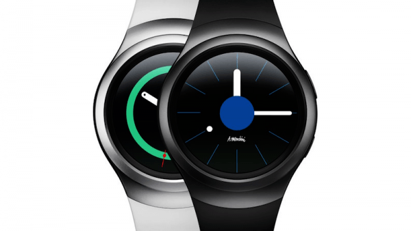 samsung gear s2 sport une montre connect e sportive. Black Bedroom Furniture Sets. Home Design Ideas