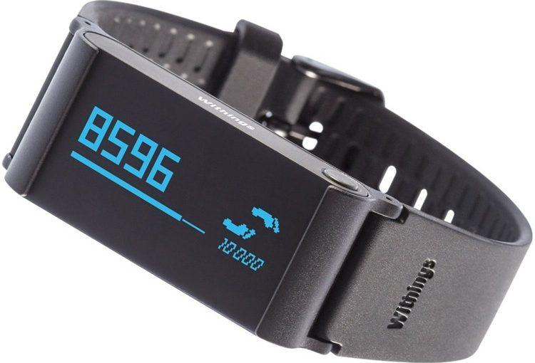 Withings Pulse OX  un bracelet connecté pour sportif