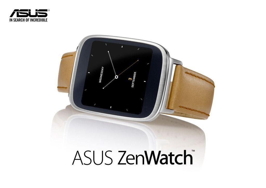 la smartwatch de chez asus