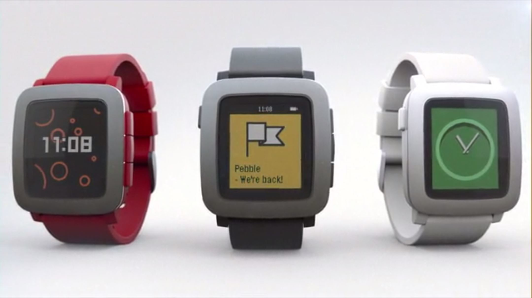 la pebble time