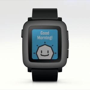 la smartwatch Peblle