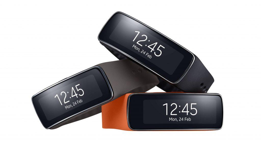le bracelet connecté de chez Samsung