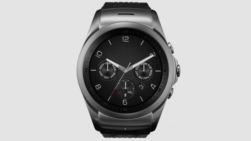 présentation de la watch urbane