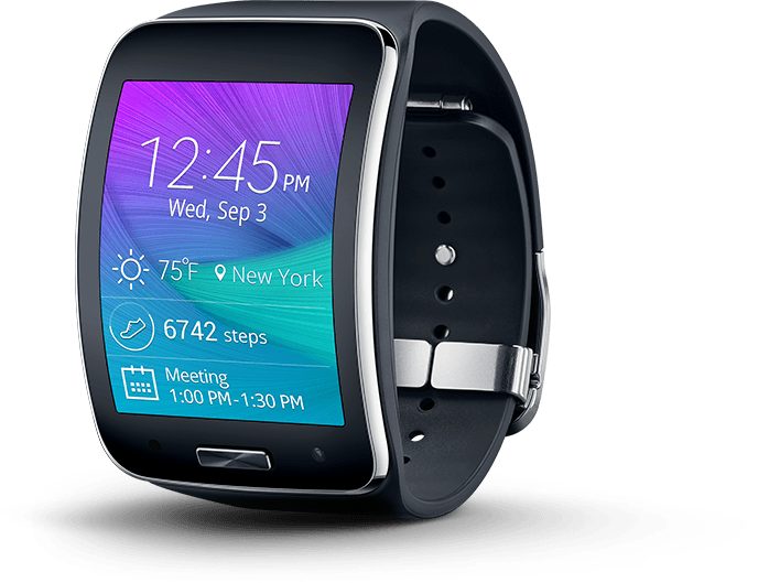 review de la samsung gear s