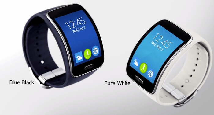 test de la samsung gear s