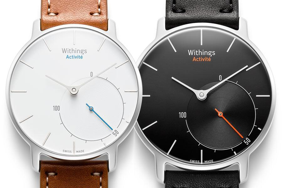 review de la withings activité