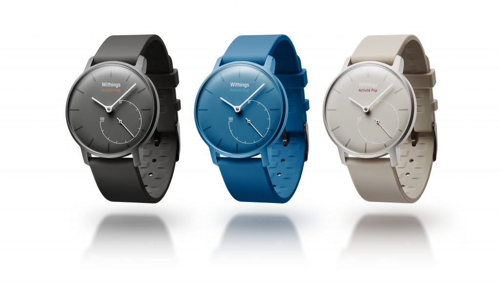 review de la withings activité pop