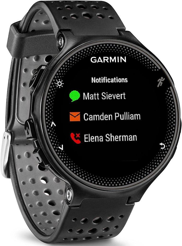 garmin forerunner 235 test