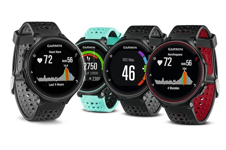 Garmin Forerunner 235-test